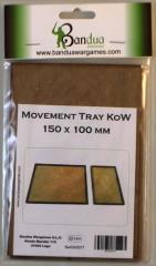 Movement Tray - 150x100mm