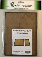 Movement Tray - 150x200mm