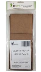 Movement Tray - 125x100mm (10 pack)