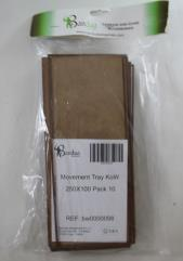 Movement Tray - 250x100mm (10 Pack)