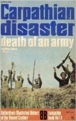 Carpathian Disaster - Death of an Army
