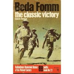 Beda Fomm the Classic Victory
