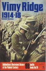 Vimy Ridge 1914-18