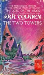 Lord of the Rings, The #2 - The Two Towers (1965 Printing)