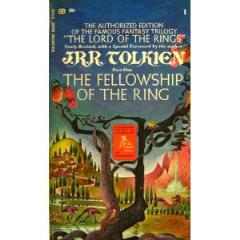 Lord of the Rings, The #1 - The Fellowship of the Ring (1967 Printing)