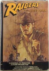 Raiders of the Lost Ark (Book Club Edition)