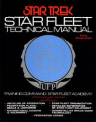 Star Fleet Technical Manual (1st Edition)