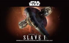 Bandai Star Wars - Slave I (1/144)