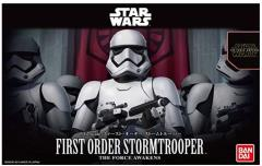 Bandai Star Wars - First Order Stormtrooper