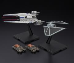 Bandai Star Wars - U-wing Fighter & Tie Striker