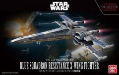 Blue Squadron Resistance X-Wing Fighter (1/72)