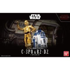 Bandai Star Wars - C-3PO & R2-D2