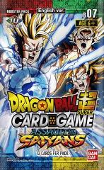 Assault of the Saiyans Booster Pack