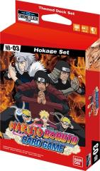 Themed Deck Set - Hokage Set