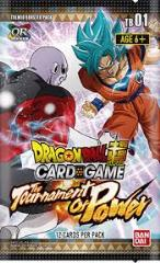 Tournament of Power, The - Themed Series, Boost Pack
