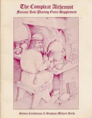 Compleat Alchemist, The (1st Edition, 2nd Printing)