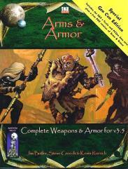 Arms & Armor (Gen Con Special Edition)