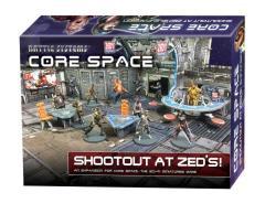 Shootout at Zed's Expansion