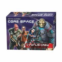 Cygnus Crew
