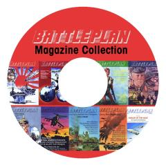 Battleplan DVD-Rom - Complete Magazine Collections