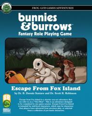 Escape From Fox Island