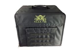 P.A.C.K. 720 Molle w/Pluck Foam Trays (Black)