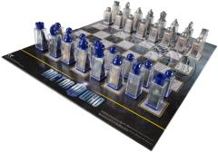 Doctor Who Animated Chess Board