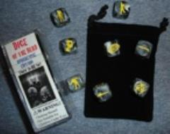 Dice of the Dead D6 (8) (Apocalypse Edition)