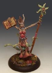 Muvian Priestess