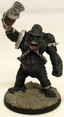 Altered Gorilla #1