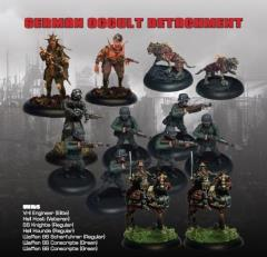 Occult Detachment Pack - German