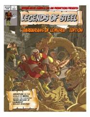Legends of Steel (Barbarians of Lemuria)