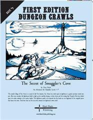 Secret of Smuggler's Cove, The (2nd Printing)