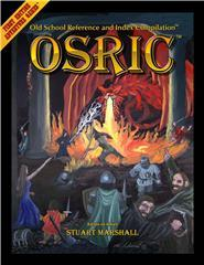 OSRIC - Old School Reference and Index Compilation (2nd Printing)