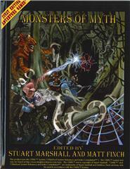 Monsters of Myth (2nd Printing)