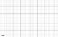 "Double-Sided Graph Paper - 11"" x 17"""