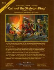 Cairn of the Skeleton King (2nd Edition, 1rd Printing)