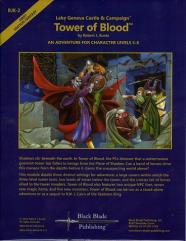 Tower of Blood (3rd Printing)