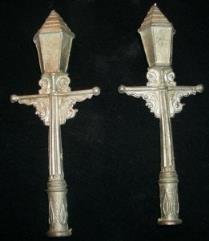 Gothic Lamp Posts