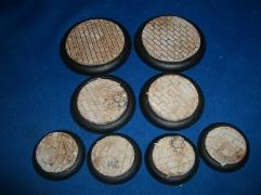 Assorted Base Inserts - Brick Floor
