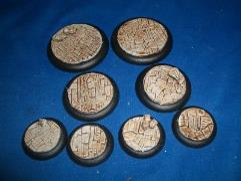 40mm Round - Irregular Stone Floor