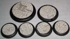 30mm Round - Laboratory Floor