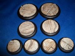 Assorted Base Inserts - Modern Technical