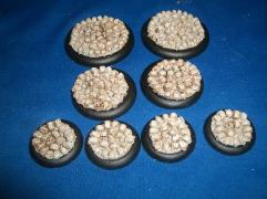 Assorted Base Inserts - Skull Floor