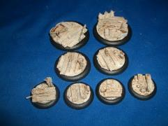 Assorted Base Inserts - Swampland