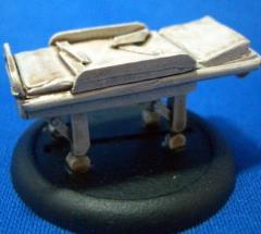 Stretcher/Trolley Carts