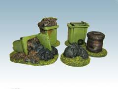 Rubbish Bins/Sacks
