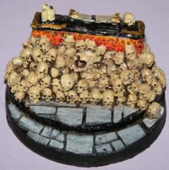 60mm Skull Atlar Scenery