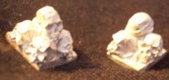 28mm Small Skull Piles