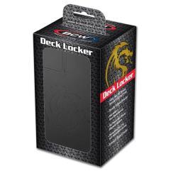 Deck Locker LX - Black